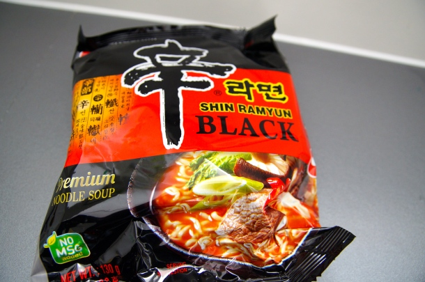 Shin Ramyun Black