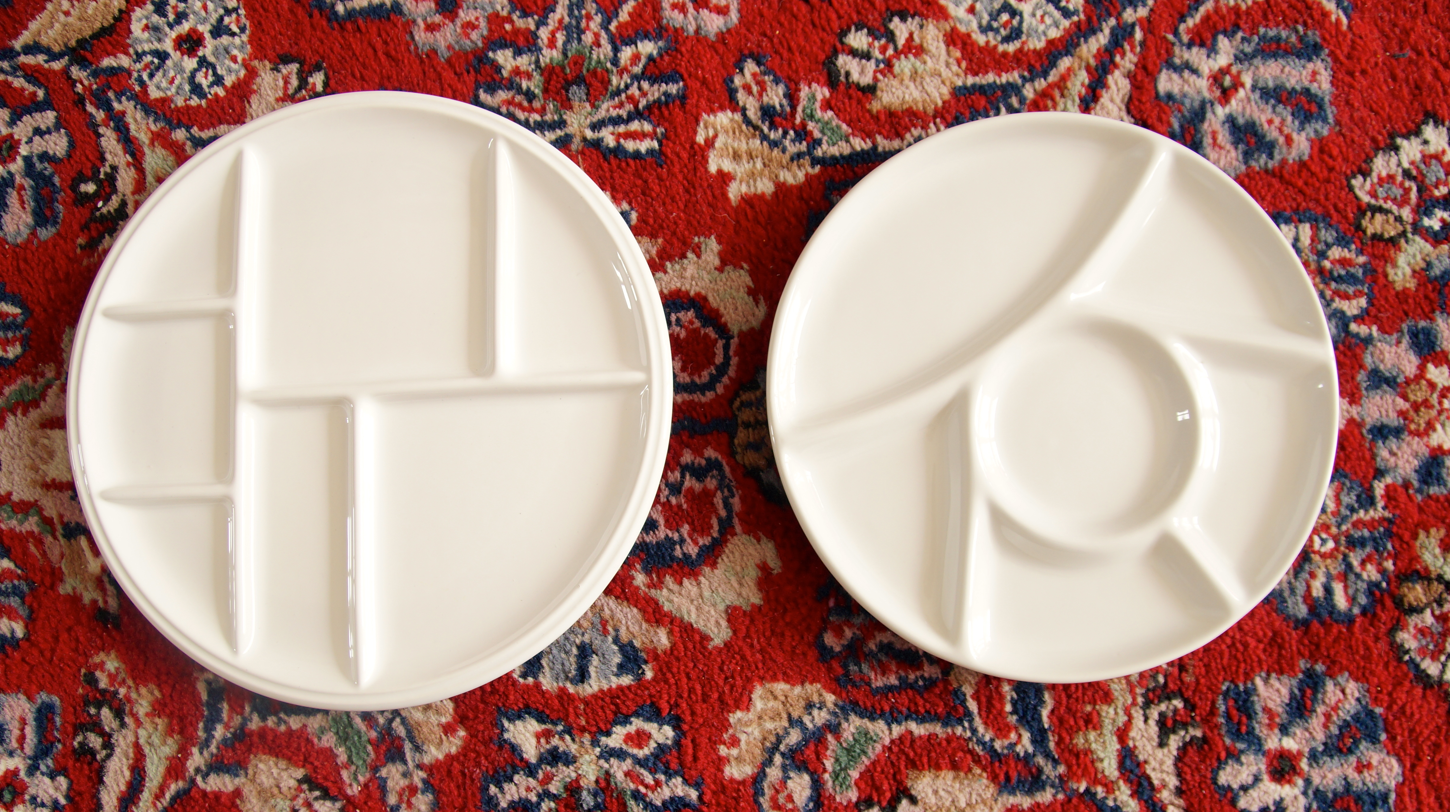 Fondue Plates Perfect For Serving Banchan Expat Kimchi