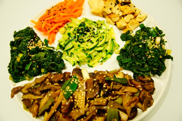 Banchan plate