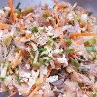 Washed kimchi version