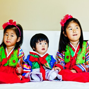 Third Generation Koreans