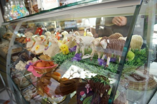 Easter pastries in Sicily