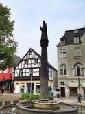 St. Ludgerus statue