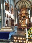 St. Ludgerus Basilika interior