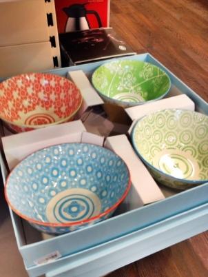 Asian rice bowls