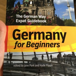Announcing Germany for Beginners: The German Way ExpatGuidebook